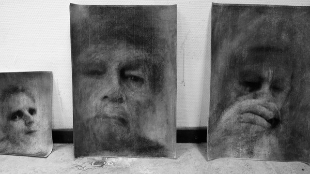 Portraits of the memory
