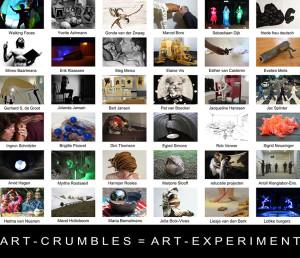 ART CRUMBLES #9